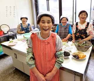 JA阿蘇町女性部加工班「あすか」 永富美津子