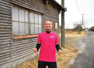 火の山スポーツクラブ 松本久義