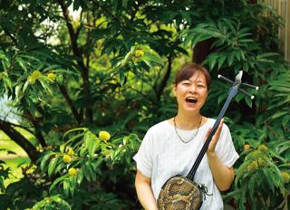 琉球古典音楽野村流保存会 師範 下田美輪子